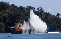 Like Indonesia, Malaysia to sink illegal foreign fishing boats: minister