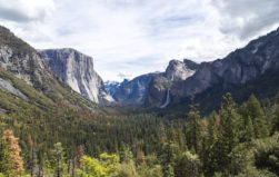 Yosemite as a case study in protected area downsizing and habitat fragmentation
