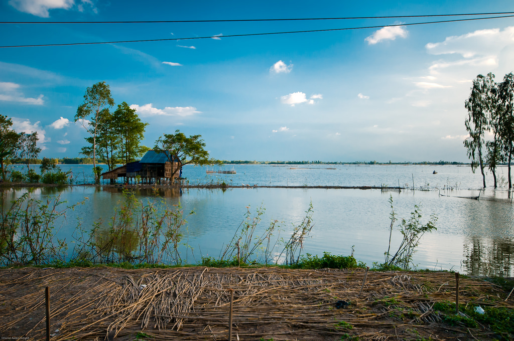 Mother Nature and a hydropower onslaught aren't the Mekong Delta's only problems