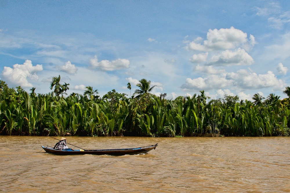Will climate change sink the Mekong Delta?