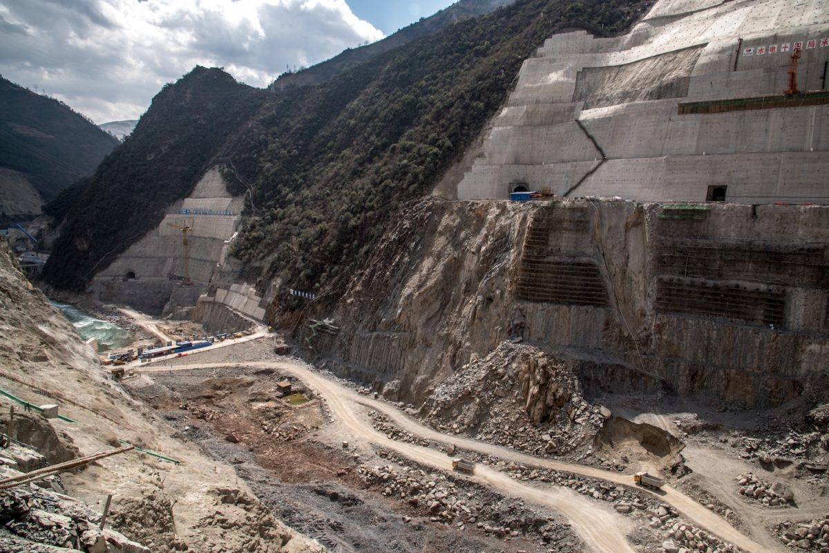the construction of the glenwood canyon dam and its consequences Construction of glen canyon dam started in 1956 and was not finished until 1966 when the reservoir filled, the dam began to deliver a regulated flow of water downstream and a supply of .