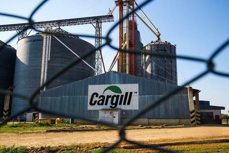 A Cargill silo in Bolivia. Photo by Jim Wickens/Ecostorm