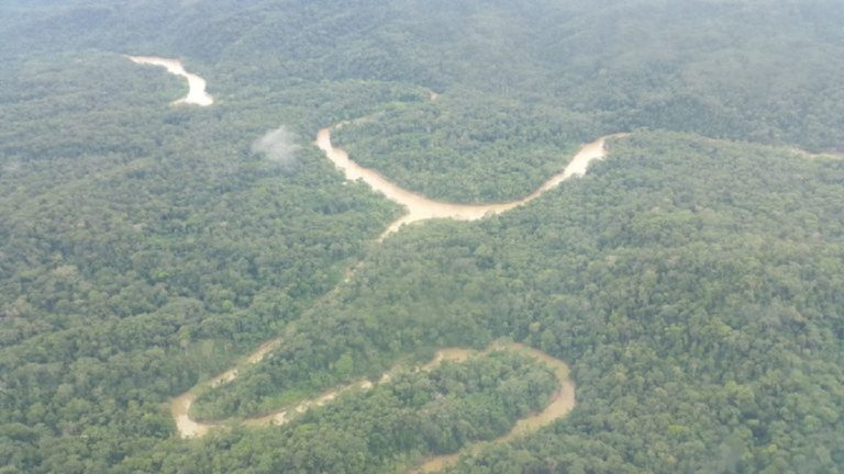The Pastaza Ecological Area of Sustainable Development has more than 2.5 million hectares. Photo courtesy of the Provincial Council of Pastaza